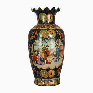 Grand Vase Balustre Vintage, Japon
