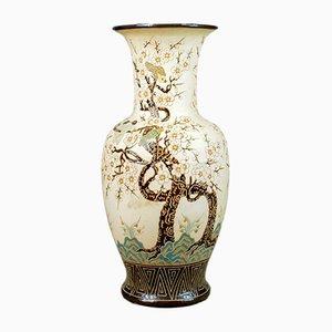 Große japanische Vintage Vase