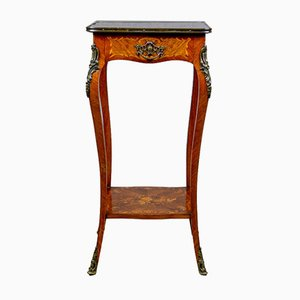 French Kingwood Side Table from Druce and Co, 1870s