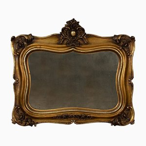 Antique Italian Wall Mirror, 1900s