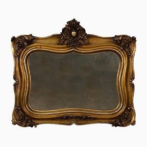 Specchio a muro antico, Italia, inizio XX secolo