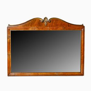 Antique French Empire Revival Wall Mirror, 1910s