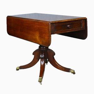 Antiker Pembroke Tisch, 1820er
