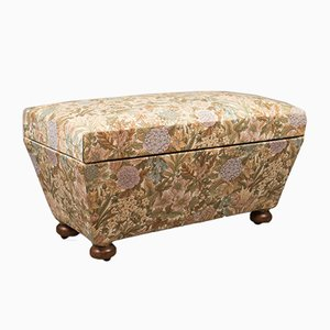 Antique Ottoman with Storage Space, 1870s