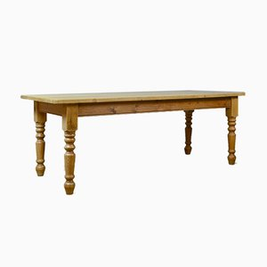 Antique English Dining Table, 1900s