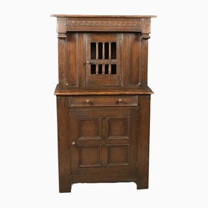 Antique Edwardian Cupboard, 1910s