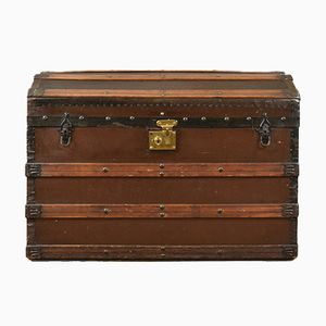 Antique Victorian Carriage Chest, 1890s