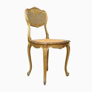 Antique Louis XV Revival Salon Chairs, 1900s, Set of 2
