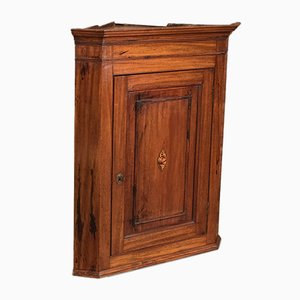 Antique Georgian Corner Cupboard