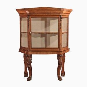 Regency Glazed Display Cabinet, 1820s