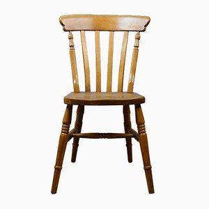 Antique Windsor Dining Chairs, Set of 4