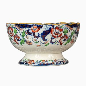 Antique Footed Fruit Bowl