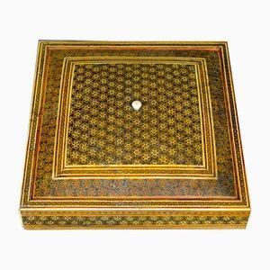 Antique Sadeli Ware Box