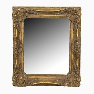 Vintage Victorian Style Gilt Gesso Wall Mirror