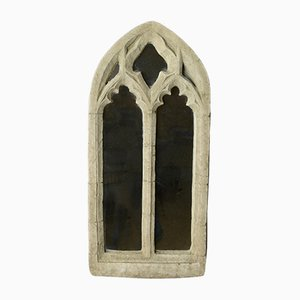 Vintage Ecclesiastical Wall Mirror