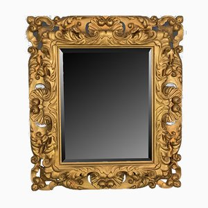 Vintage Giltwood Wall Mirror
