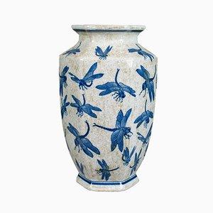 Vase Balustre Mid-Century, Chine
