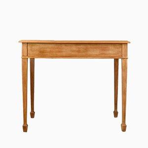 Englischer Vintage Schreibtisch aus Mahagoni