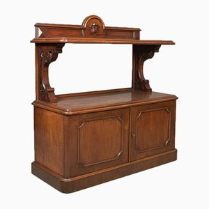 Antique Mahogany Buffet
