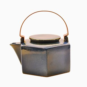 Teapot by Inger Persson Melin for Rörstrand, 1960s