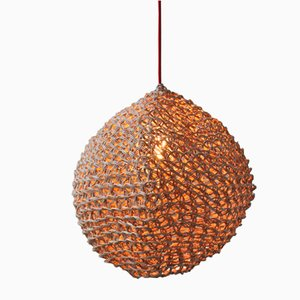 Medium Natural Filet Double Pendant by BEST BEFORE