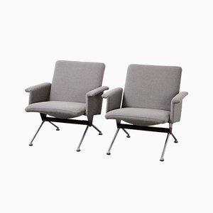 Modell 1432 Sessel von André Cordemeyer für Gispen, 1961, 2er Set