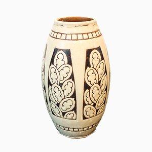 Vase Vintage par Charles Catteau pour Boch Frères, 1930s