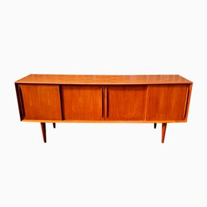 Danish Teak Sideboard by Arne Vodder for H.P. Hansen, 1960s