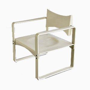Modell 270F Armlehnstuhl von Verner Panton für Thonet, 1966