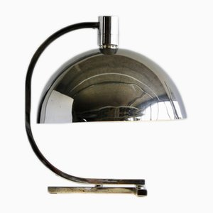 Lampada da tavolo in metallo cromato di Franco Albini, Paolo Piva, & Helg per Sirrah, 1969