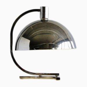 Lámpara de mesa de cromo de Franco Albini, Paolo Piva, & Helg para Sirrah, 1969