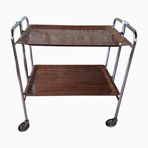 Vintage Formica Bar Cart