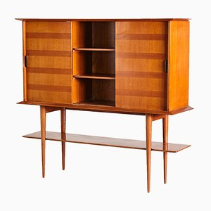 Vintage Teak French Buffet from FNA, 1960s