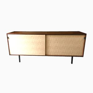 Vintage 2 Door Credenza by Florence Knoll for Knoll International, 1960s