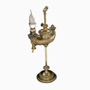 Lampada da tavolo di Wild & Wessel, XIX secolo