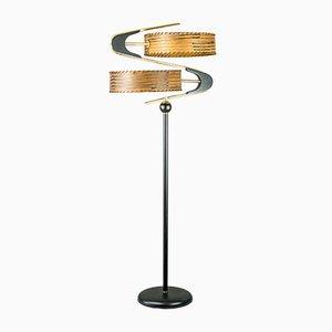 Italienische Stehlampe, 1950er