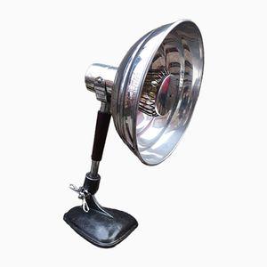 Lámpara de escritorio médica vintage de Pifco, años 60