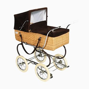 Mid-Century Baby Carriage by Perry Pram, 1960s