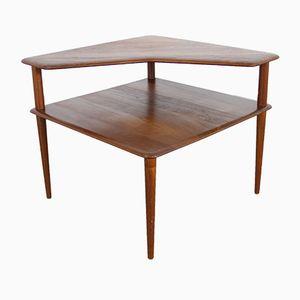 Table d'Appoint Minerva par Peter Hvidt & Orla Mølgaard Nielsen pour France & Son, 1960s