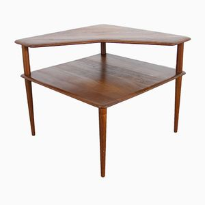 Tavolino Minerva di Peter Hvidt e Orla Mølgaard Nielsen per France & Son, anni '60