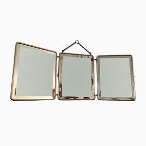 Triptych Barber Mirror, 1930s