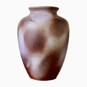 Vaso grande nr. 527/38 vintage di Scheurich, Germania Ovest, anni '60