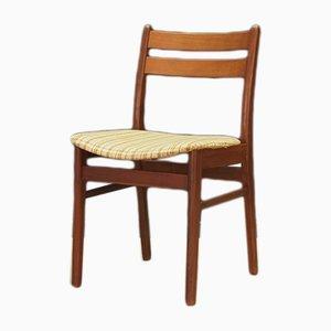 Dänischer Mid-Century Stuhl aus Teak