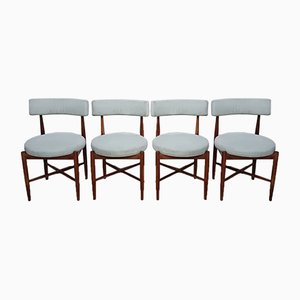 Mid-Century Teak Dining Chairs from G-Plan, 1960s, Set of 4