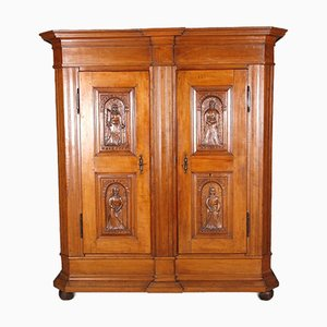 18th Century Baroque Cabinet