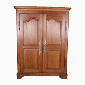 Antique Baroque French Wardrobe