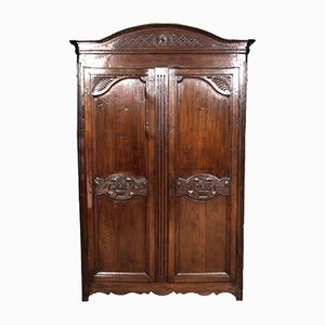 18th-Century Baroque Cupboard