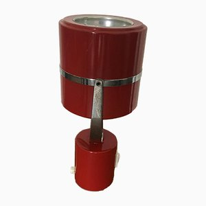 Red Office Lamp, 1970s