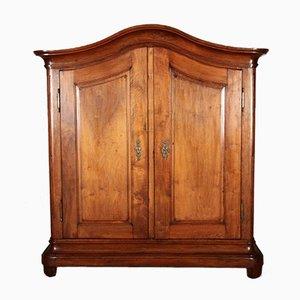 Baroque Bodensee Walnut Cabinet, 1780s