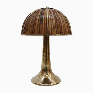 Lampada da tavolo Fungo di Gabriella Crespi, 1974